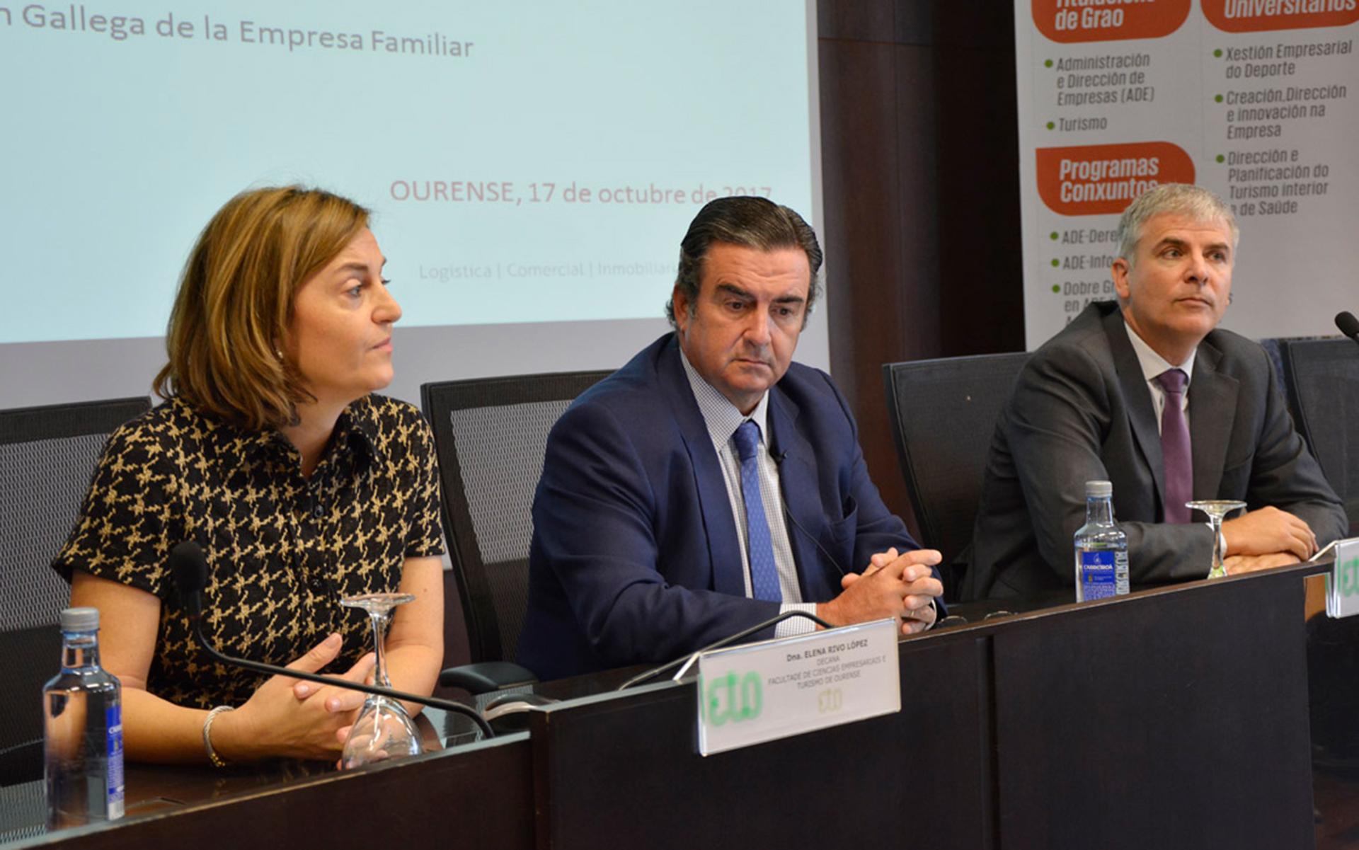"""""""Experiencias na internacionalización como camiño do crecemento e a expansión na empresa familiar"""""""