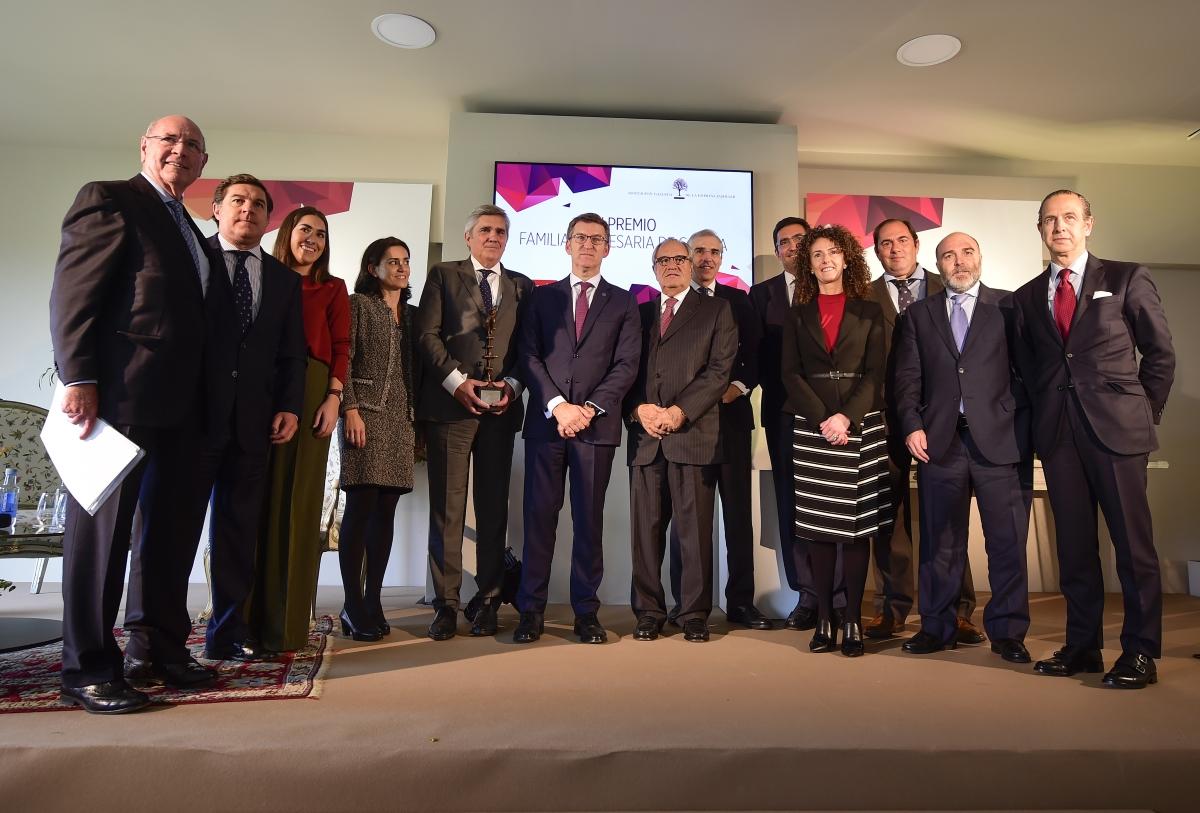 Familia Babé (Babé y Cía), XI Premio Familia Empresaria
