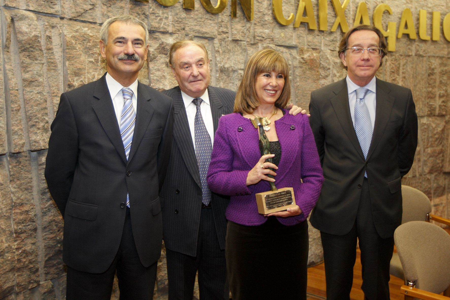 Familia De Cora (Grupo El Progreso), III Premio Familia Empresaria