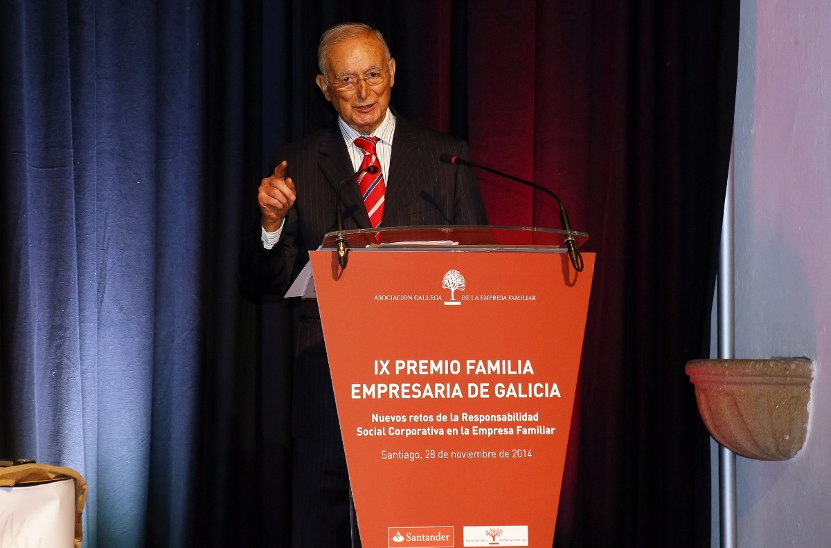 Familia Fernández Paradela (Grupo Subel), IX Premio Familia Empresaria