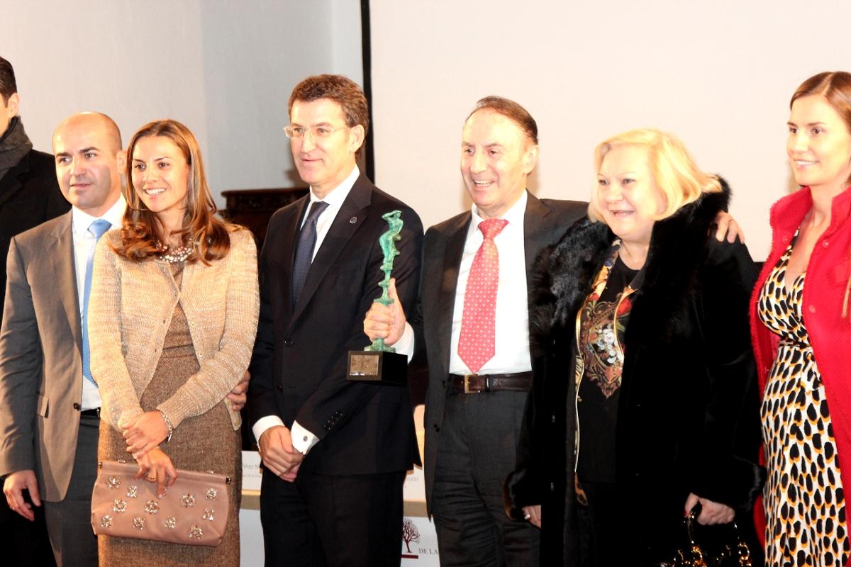 Familia Franqueira (Grupo Coren), VIII Premio Familia Empresaria
