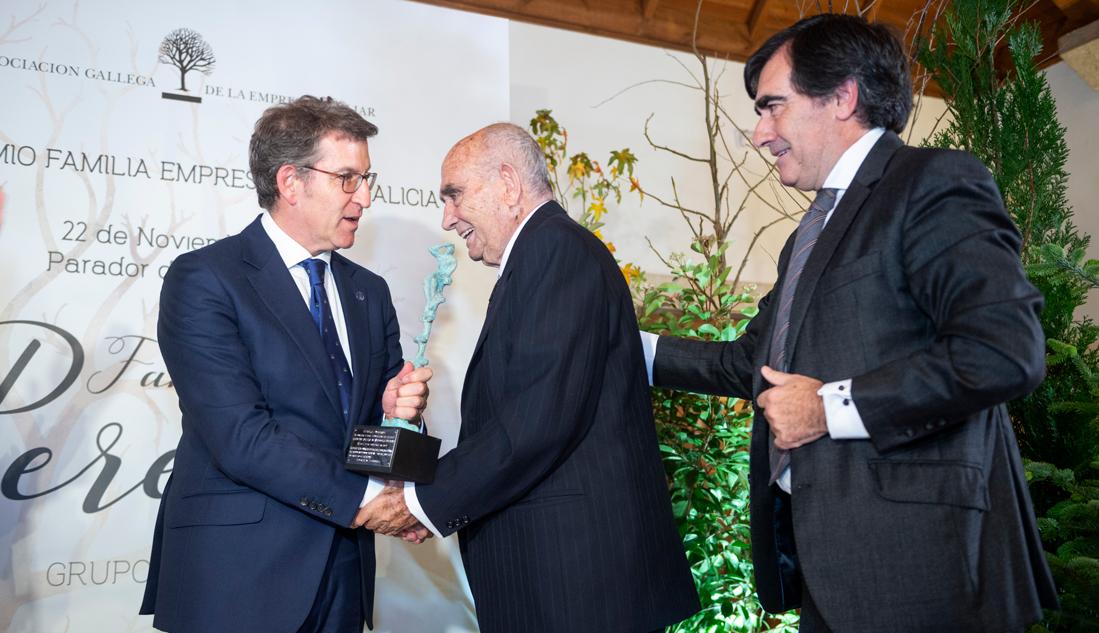 Familia Pereira (Grupo Pereira), XIII Premio Familia Empresaria