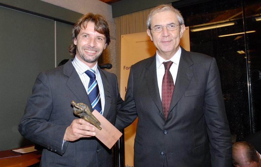 Familia Rivera (Corporación Hijos de Rivera), I Premio Familia Empresaria