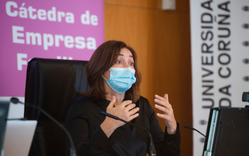 Lence apela ao espírito de superación de Leche Río para vencer á crise