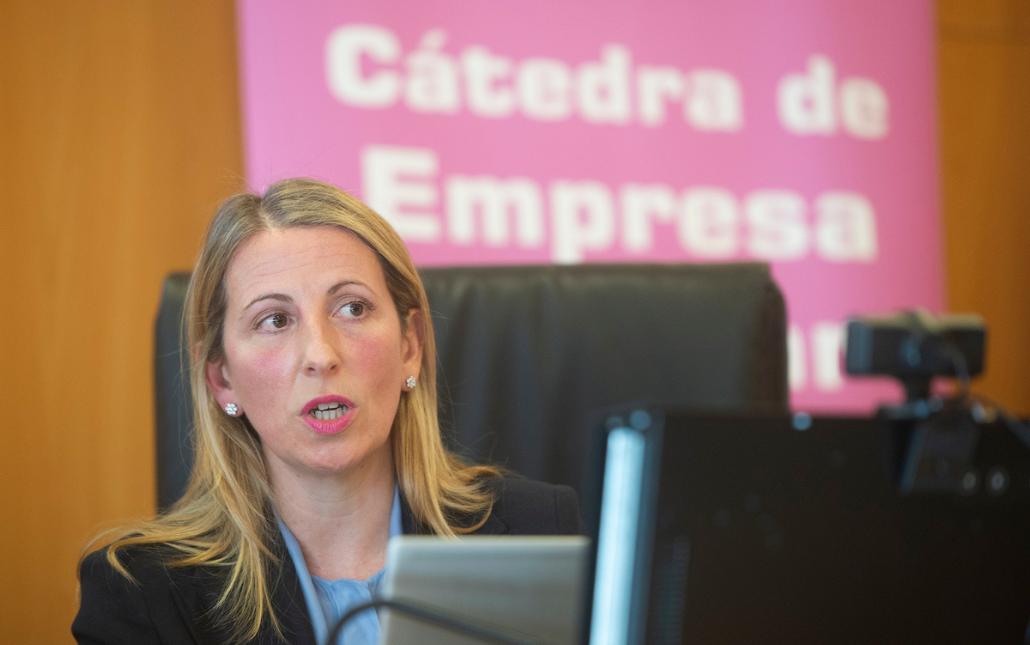 """María Montalvo: """"A austeridade é un valor fundacional de Grupo Freire"""""""