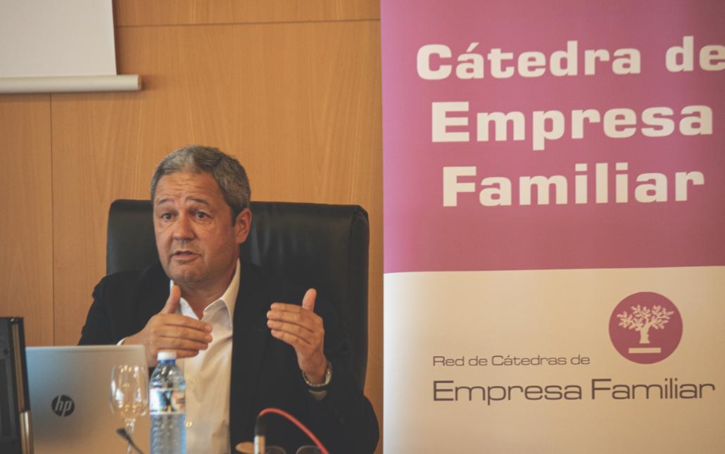Tino Fernández enxalza a aposta internacional de Altia dende Galicia
