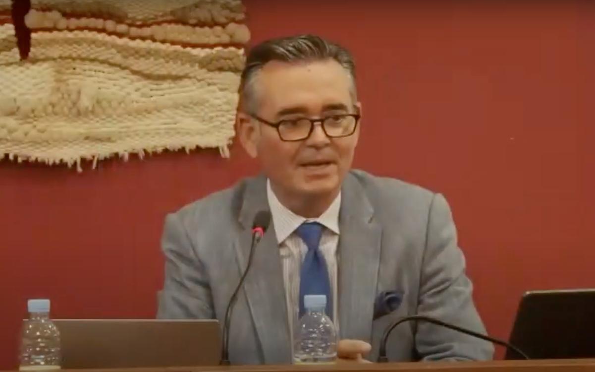 Domingo García Núñez: últimas reformas en materia concursal en relación co crédito tributario