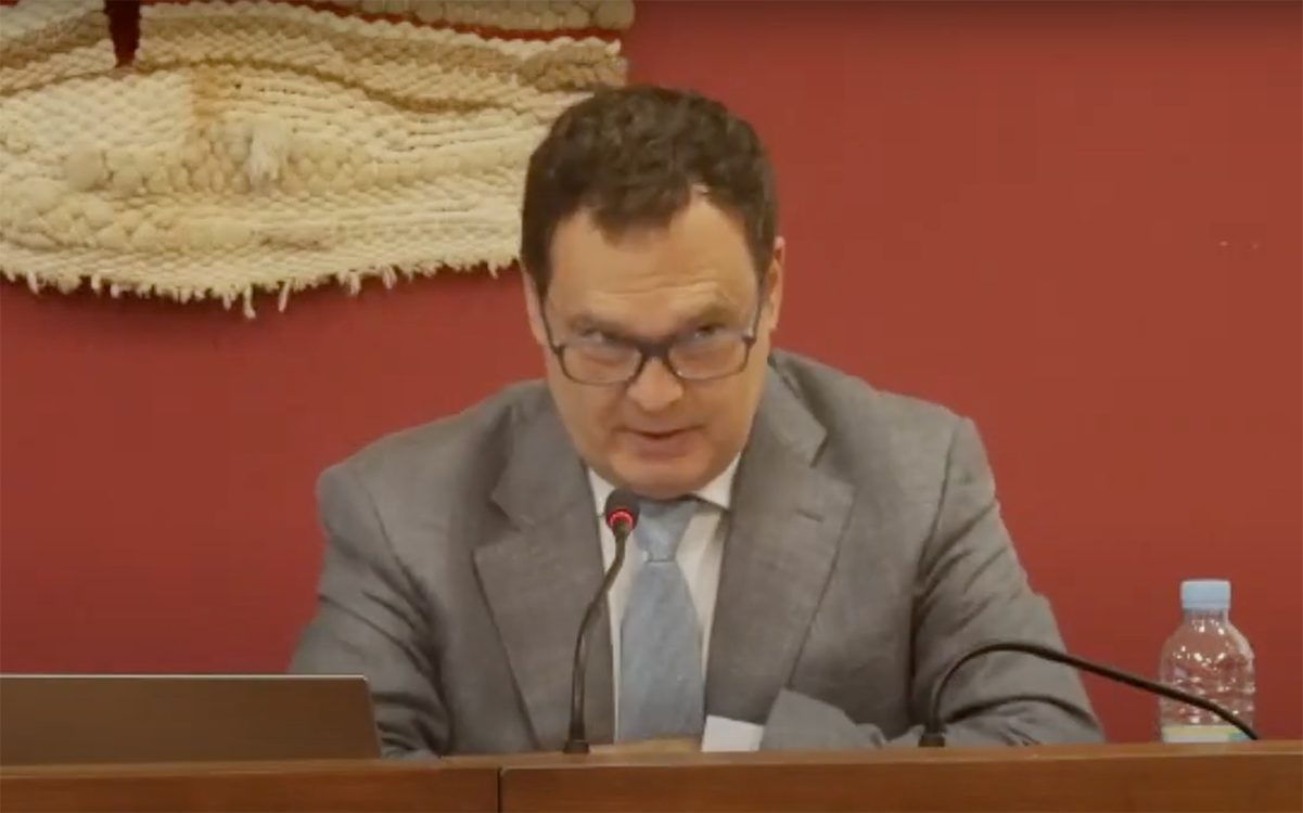 Luis Alonso González: nova regulación do comercio electrónico no IVE